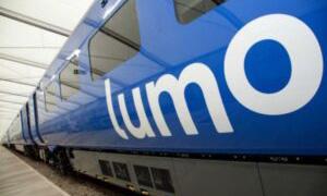 Lumo UK electric train service to rival internal flights